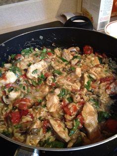 Chicken Orzo Recipe