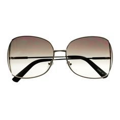 3ecb5403970 Cute Womens Fashion Style Oversized Large Metal Square Sunglasses – FREYRS  - Beautifully designed