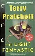 [To Read] [Discworld #2]  The Light Fantastic - 2nd book of the Discworld series by Terry Pratchett.