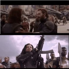 """""""Best friends since childhood Bucky Barnes and Steven Rogers were inseparable on both schoolyard and battlefield."""""""