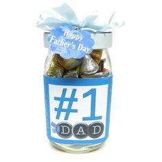 Mason Jar Craft for Fathers Day Feature Bowdabra Blog @bowdabra