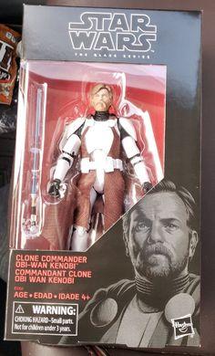 Black Series Obi-Wan Kenobi Walgreen Exc on Mercari Black Series, Obi Wan, Action Figures, Star Wars, Children, Movie Posters, Character Design, Young Children, Boys