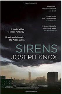 Een boek dat recent is uitgekomen. Het is geschreven door Joseph Knox(J Knox).Het boek is uitgekomen op 3 april 2017. Het gaat over een agent die gedwongen wordt om mee te doen aan een undercoveroperatie. Ze moeten een drugsbende schaduwen maar alles verandert als de dochter van een parlementslid zich ook bij de bende heeft aangesloten.