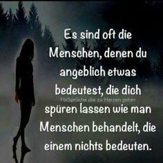 ...es sind oft die Menschen...❤❗