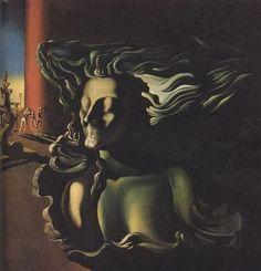 The Dream by Salvador Dali 1931 Cleveland Museum Of Art