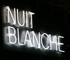 Nuit Blanche 2014 - http://www.insiderfrance.com/event/nuit-blanche-2014/