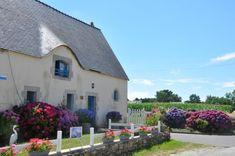 Gite rural Morbihan, Bretagne, dans le village de Sainte Hélène près de Carnac