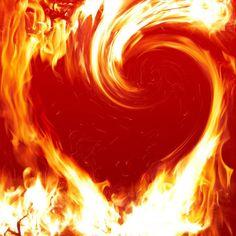 que arde en y por amor como amormen olas de pasión