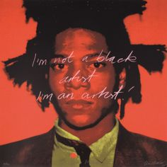 Unni Askeland - BIG BIG BIG |  Basquiat