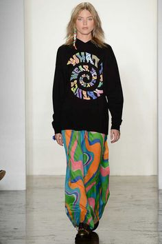 Jeremy Scott Spring 2015 Ready-to-Wear - Collection - Gallery - Look 1 - Style.com
