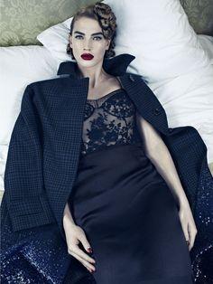 Crista Cober, Jasmine Tookes and more by Emma Summerton for Vogue Italia