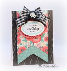 Kristi's Paper Creations: JustRite Papercraft New Release- Small Oval Wishes...
