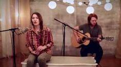 In Christ Alone (acoustic) - laurendaiglemusic - YouTube