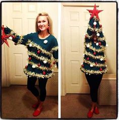 Must create for 2013 Ugly Sweater Contest