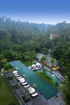 Komaneka Resort at Bisma - Bali.