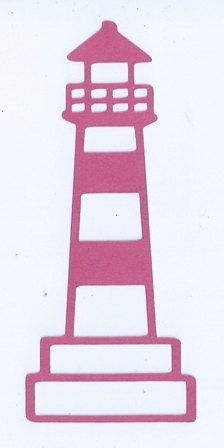 Lighthouse silhouette by hilemanhouse on Etsy, $1.99