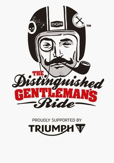 The Distinguished Gentleman's Ride 2014 #motorcycles #motos | caferacerpasion.com