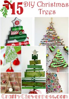 Share Tweet Pin Mail These DIY Pallet Wood Christmas Tree are from Wild Flowers And Pistols PVC pipe transformed into Christmas trees from Martha Stewart ...