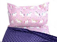 Toddler Nap Mats For Preschool Kinder Daycare Chevron Owl Blanket Foldable Comfy Cover Pillow For Boys or Girls