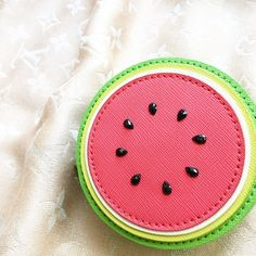 Kate Spade watermelon coin purse Kate Spade watermelon coin purse. Size is about 4 inches across. Includes dustbag. Brand new with tag. No trades. No PayPal. kate spade Accessories