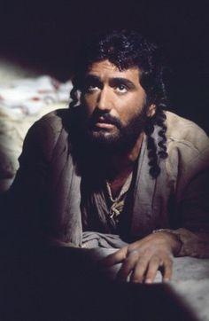 "Yorgos Vogiatzis as Joseph in ""Jesus of Nazareth"" (1977)"