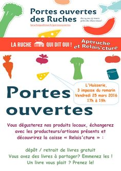 La ruche qui dit oui! L'Huisserie: 58e vente de produits locaux en Mayenne, L'Huisser...