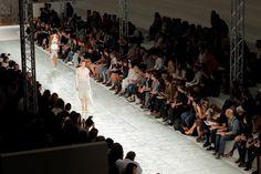 Ambiente de Portugal Fashion. O Porto 2015
