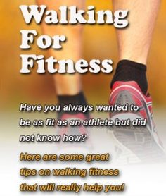 Walking for Fitness-The Best Way to Stay Healthy! Read here the best tips and tricks!