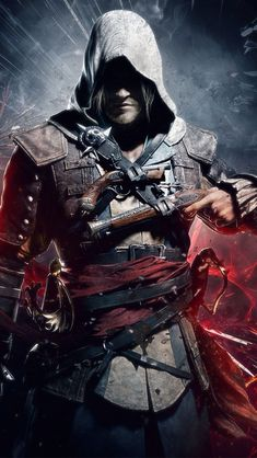 Assasin's Creed - Edward Kenway