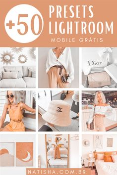 Photoshop Presets Free, Presets Do Lightroom, Lightroom Gratis, How To Use Lightroom, Photoshop Filters, Vsco Presets, Lightroom Tutorial, Photoshop Actions, Photo Editing Vsco