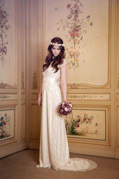 Vintage Brautkleider - heiraten im Vintage-Stil der 50er, 60er und 70er Jahre. Die schönsten Vintage-Hochzeitskleider auf www.gofeminin.de
