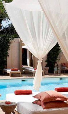 Just outside Athens, the Margi is a hip beach retreat with a cabana-lined pool.