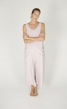 Bobi Supreme Jersey Jumpsuit In Cargo Revolve Outfitting