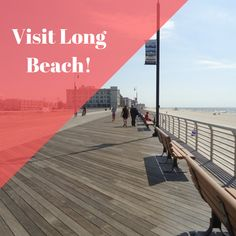Go to Long Beach when you stay with! Not only is it one of Long Island's best beaches, but it's also less than 5 miles away from the Ramada!  RamadaRVC.com . . . . #Ramada #RockvilleCentre #LongIsland #NewYork #Hotel #Inn #Affordable #Stay #Near #JFK #JAG #AAA #AARP #discounts #Wedding #trends #rooms #block #planning #girlstrip #weekend #getaway #adventure #breakfast Long Island Attractions, Rockville Centre, Hotel Inn, Jfk, Long Beach, Wedding Trends, Beaches, Rooms, Adventure
