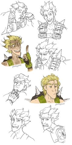 401 Best Junkrat, Roadhog and those other guys images in