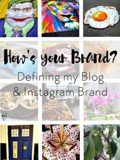 Social Media Focus-Using Instagram to tie it all together