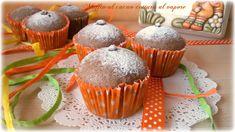 Voglia di muffin veloci e senza accendere il forno? Certo che si può!!! I muffin al cacao cotti al vapore sono soffici e morbidi, ideali per merenda!