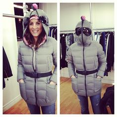 Preview fall/winter 2014   AI Riders On The Storm down jacket for woman by @wilshirefashions