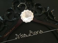 #wedding #sayyestothedress #weddinghanger #weddinghangers #weddingwire #weddinginspiration #brides #bridetobe #bridehanger #bridalhanger #gethungup #bridalshower #personalizedgift #personalizedhanger #peony #peonies #etsy #etsyusa #etsyshop #etsyelite #etsyfinds #etsysellersofinstagram #etsyseller #etsywedding #handmadeaday #handmadeisbetter #emmalinebride #theknot Bride Hanger, Wedding Hangers, Personalized Hangers, Yes To The Dress, Handmade Wedding, Peonies, Bridal Shower, Etsy Seller, Wedding Inspiration