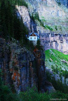 Lewis Mine: Hiking in Telluride