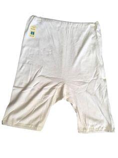 New White Shorts Size 20 - 22 XOS Ladies Day Nightwear 100% Cotton ...