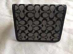 01f825cc3 Coach Jaquard siginature ID card case #fashion #clothing #shoes  #accessories #womensaccessories