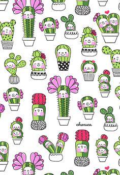 walpapers de cactus