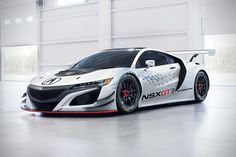 Acura NSX GT3 Race Car | HiConsumption