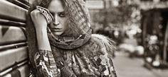 nouvelle eve: raquel zimmermann by mario sorrenti for vogue paris august 2014