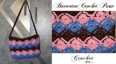 Bavarian Crochet Purse