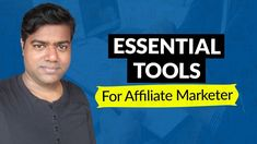 4 Essential Tools For A Successful Affiliate Marketer (MUST HAVE TOOLS!) https://youtube.com/watch?v=Dz0lE3eAXLg