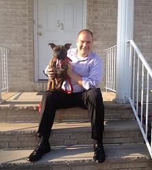 """Staten Island District, John Mancuso just a few months ago, gained voter support with his stand on animal welfare. He went so far as to publicly boast that he rescued a dog named Tiger from the Staten Island ACC. """"I'm a happy owner of a rescue dog """"Tiger"""" that I saved from a kill shelter here on Staten Island.""""  While it did gain him some fans, he ultimately lost the election and then to our shock and surprise, Tiger lost his home. Yep guess who turned up BACK at the shelter this week…"""