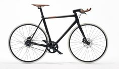 Hermes Le Flaneur Sportif - Carbon Frame, 11sp Alfine