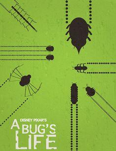 A Bug's Life by Joe Haddad